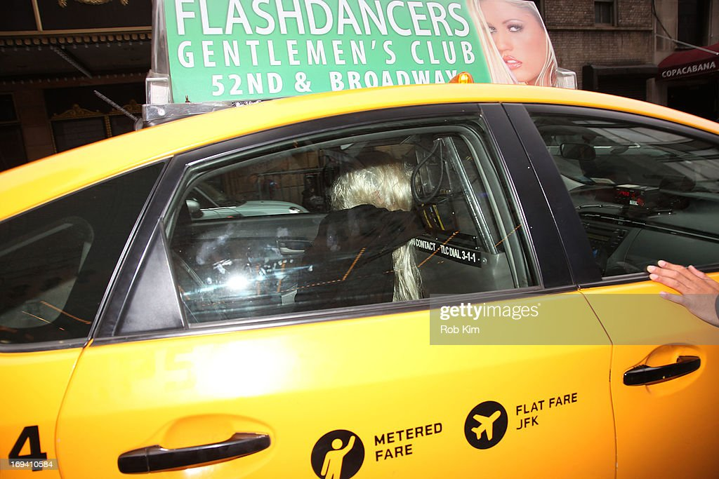 Actress Amanda Bynes returns to her residence after being arrested on May 23 on alleged charges of reckless endangerment, tampering with evidence and criminal possession of marijuana on May 24, 2013 in the Manhattan burough ofNew York City.