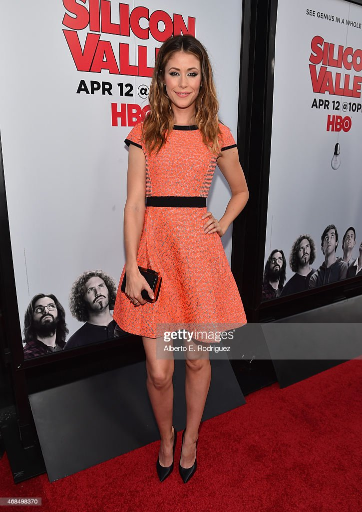 """Premiere Of HBO's """"Silicon Valley"""" 2nd Season - Red Carpet"""