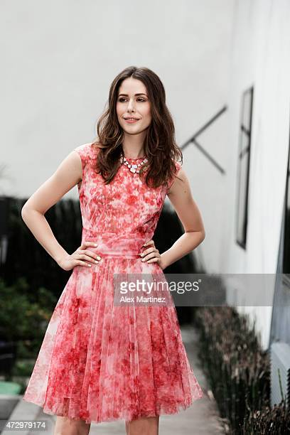 Actress Amanda Crew is photographed for Eide Magazine on January 30 2015 at the Moment Hotel in Los Angeles California PUBLISHED IMAGE ON EMBARGO...