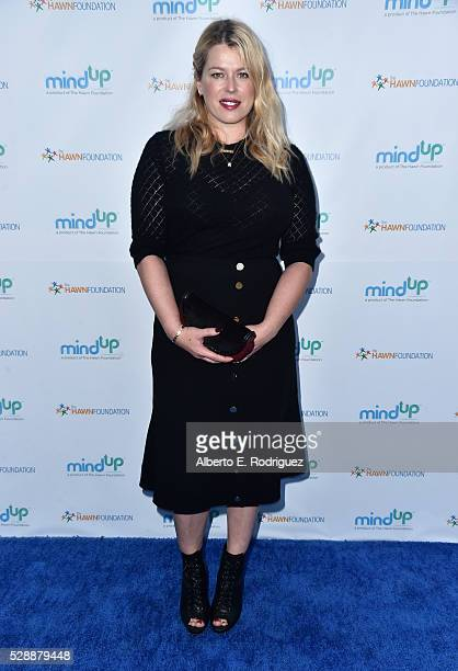 Actress Amanda de Cadenet attends Goldie Hawn's Annual Goldie's Love In For Kids on May 06 2016 in Beverly Hills California