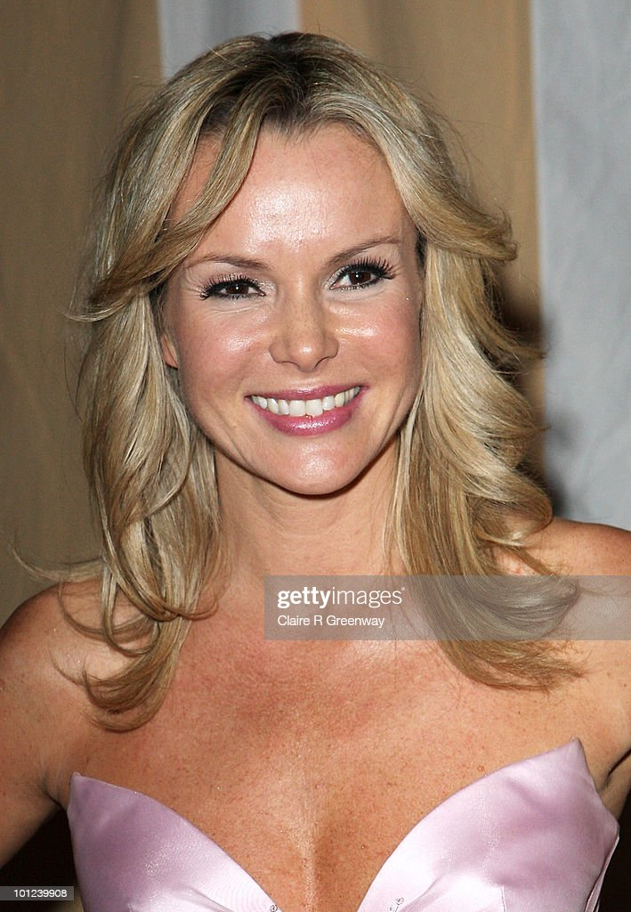 Actress Amanda Holden attends the after party following the UK premiere of 'Sex And The City 2' at The Orangery, Kensington Gardens on May 27, 2010 in London, England.