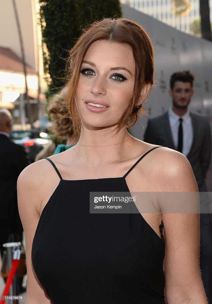 Actress <a gi-track='captionPersonalityLinkClicked' href=/galleries/search?phrase=Amanda+Michalka&family=editorial&specificpeople=543158 ng-click='$event.stopPropagation()'>Amanda Michalka</a> arrives at the premiere of 'Blue Jasmine' hosted by AFI & Sony Picture Classics at AMPAS Samuel Goldwyn Theater on July 24, 2013 in Beverly Hills, California.
