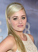 Actress Amanda Michalka arrives to Paramount Pictures' 'Super 8' Bluray and DVD release party at AMPAS Samuel Goldwyn Theater on November 22 2011 in...