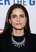 Actress Amanda Peet arrives at the premiere of EPIX's 'Under The Gun' at the Samuel Goldwyn Theater on May 3 2016 in Beverly Hills California
