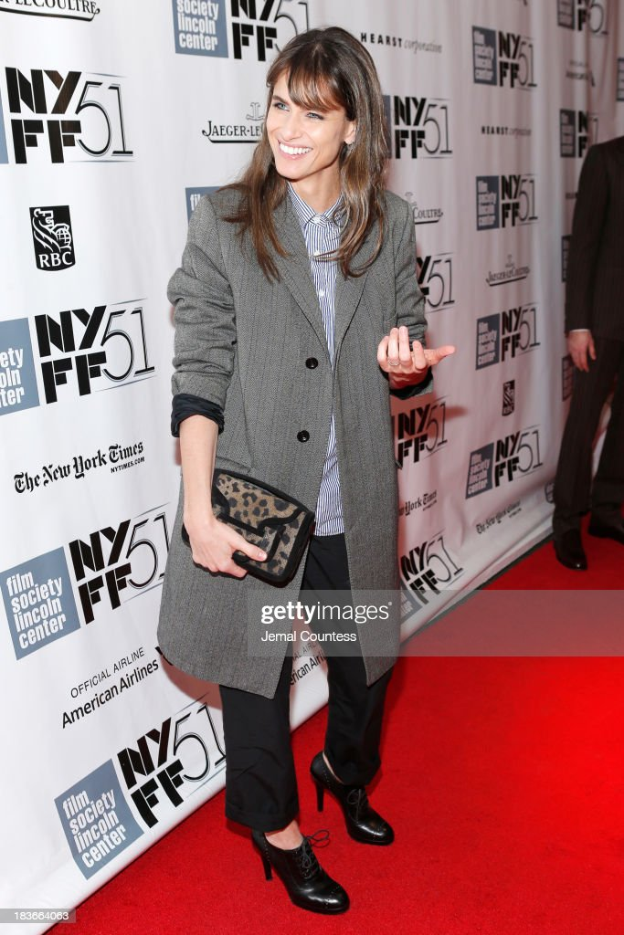 Actress <a gi-track='captionPersonalityLinkClicked' href=/galleries/search?phrase=Amanda+Peet&family=editorial&specificpeople=201910 ng-click='$event.stopPropagation()'>Amanda Peet</a> attends the 'Nebraska' premiere during the 51st New York Film Festival at Alice Tully Hall at Lincoln Center on October 8, 2013 in New York City.