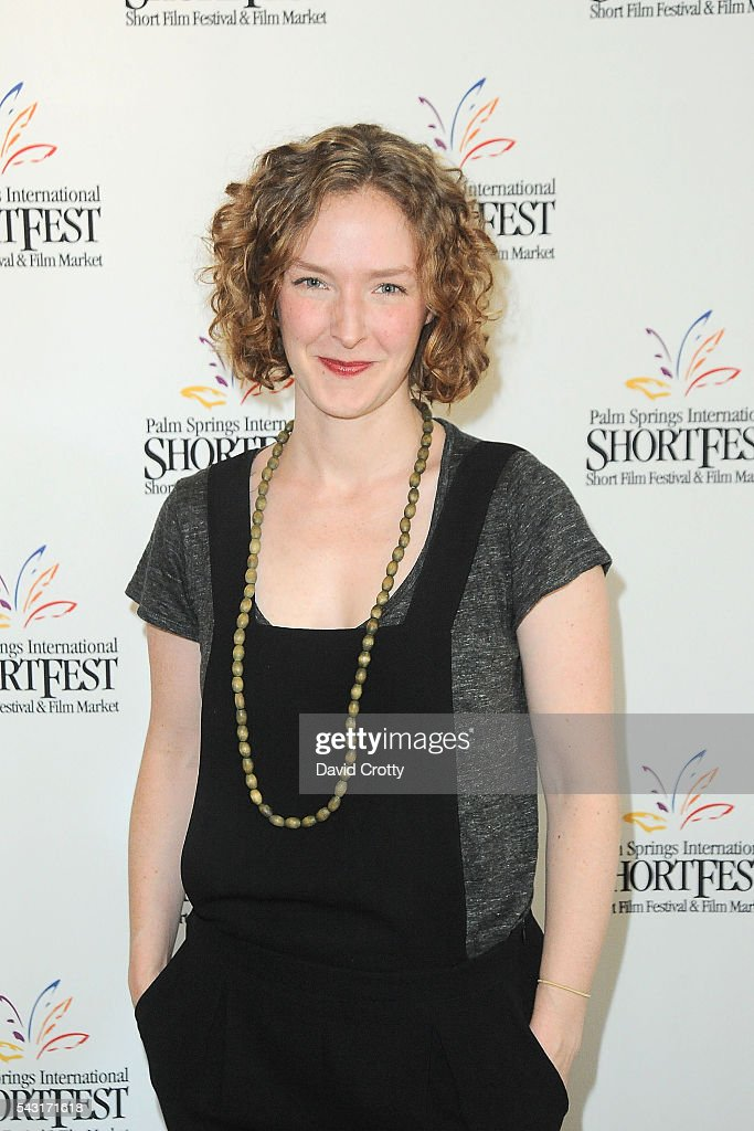 Actress Amanda Quaid attends the 2016 Palm Springs International ShortFest Sunday screenings and events on June 26, 2016 in Palm Springs, California.