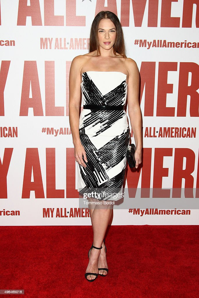 "Premiere Of Clarius Entertainment's ""My All American"" - Arrivals"