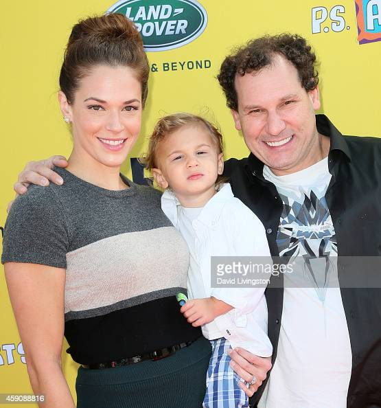 Actress Amanda Righetti son Knox Addison Alan and husband director ... Amanda Righetti Husband