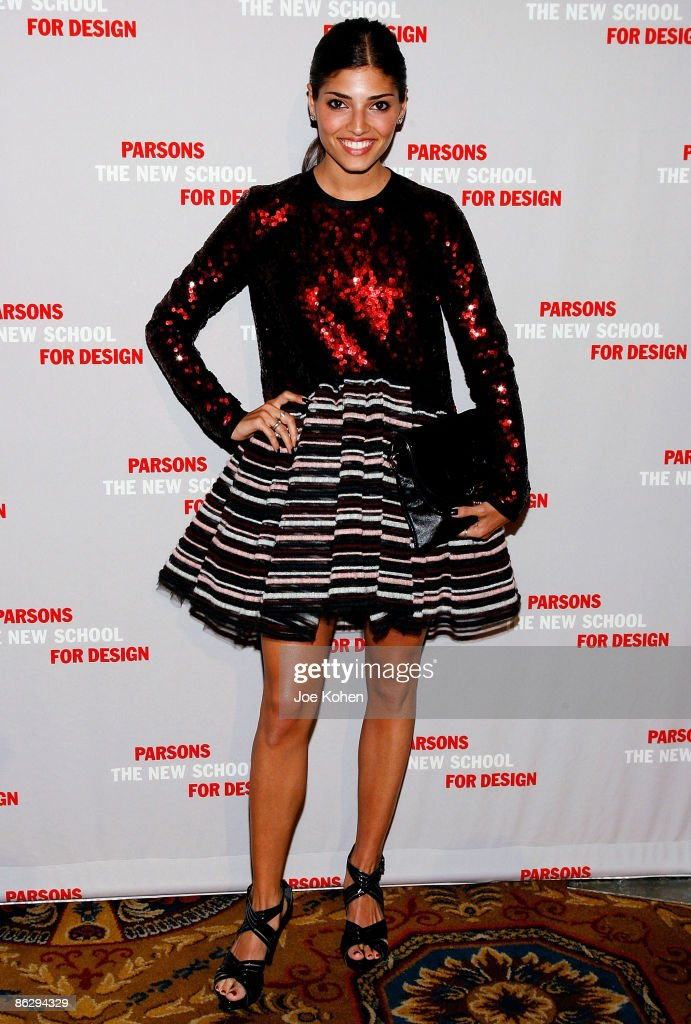 Actress Amanda Setton attends the 2009 Parsons Fashion benefit at Cipriani Wall Street on April 29 2009 in New York City