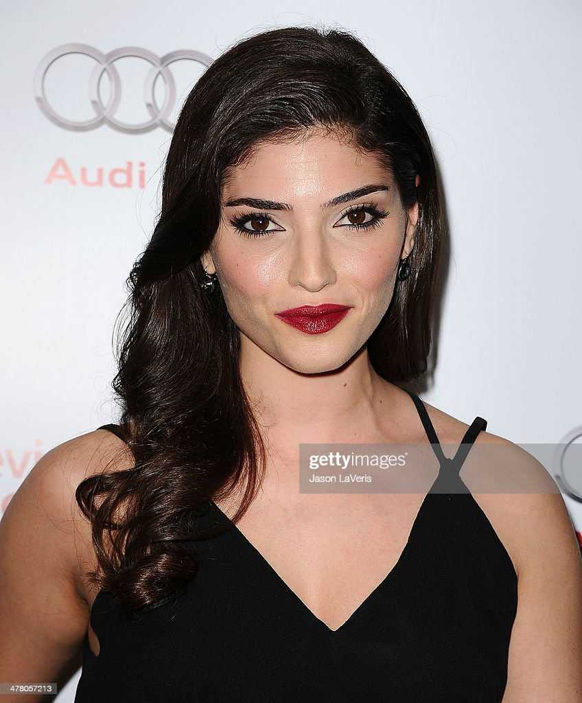 Actress <a gi-track='captionPersonalityLinkClicked' href=/galleries/search?phrase=Amanda+Setton&family=editorial&specificpeople=5502459 ng-click='$event.stopPropagation()'>Amanda Setton</a> attends the Television Academy's 23rd Hall of Fame induction gala at Regent Beverly Wilshire Hotel on March 11, 2014 in Beverly Hills, California.