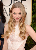 Actress Amanda Seyfried arrives at the 70th Annual Golden Globe Awards held at The Beverly Hilton Hotel on January 13 2013 in Beverly Hills California