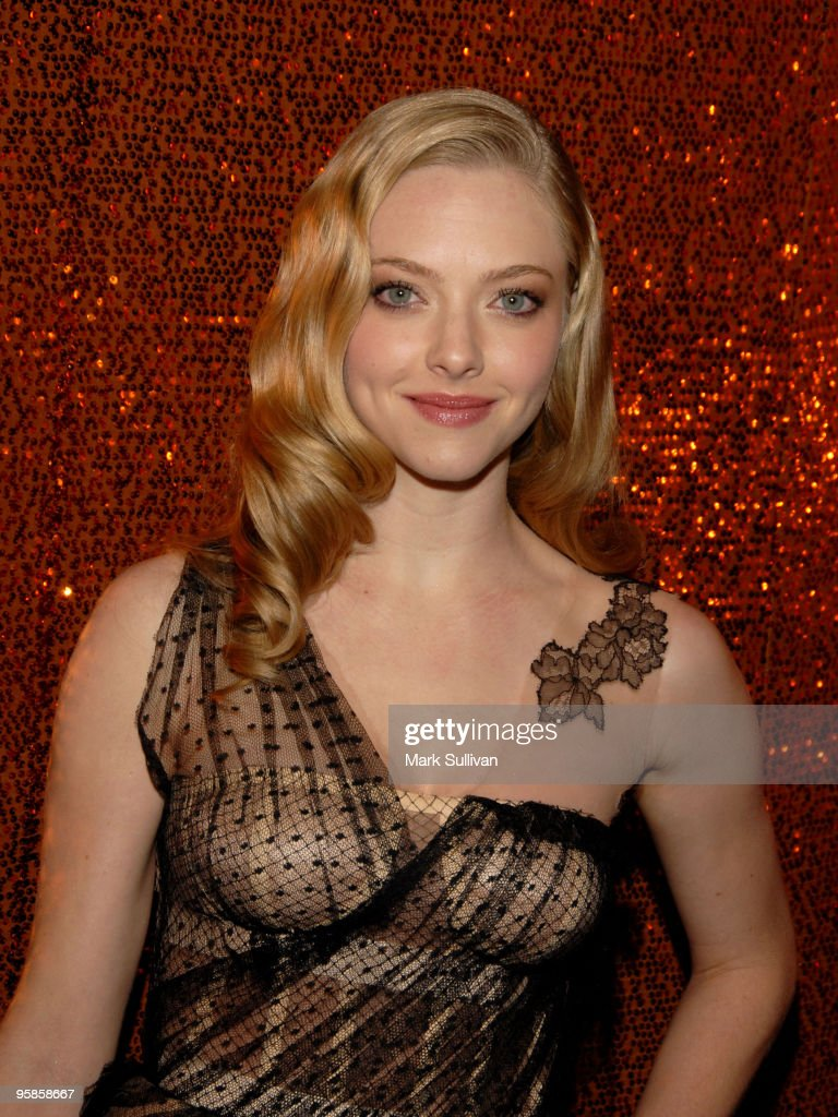 Actress Amanda Seyfried attends HBO's Post 67th Annual Golden Globes party at Circa 55 Restaurant on January 17, 2010 in Beverly Hills, California.