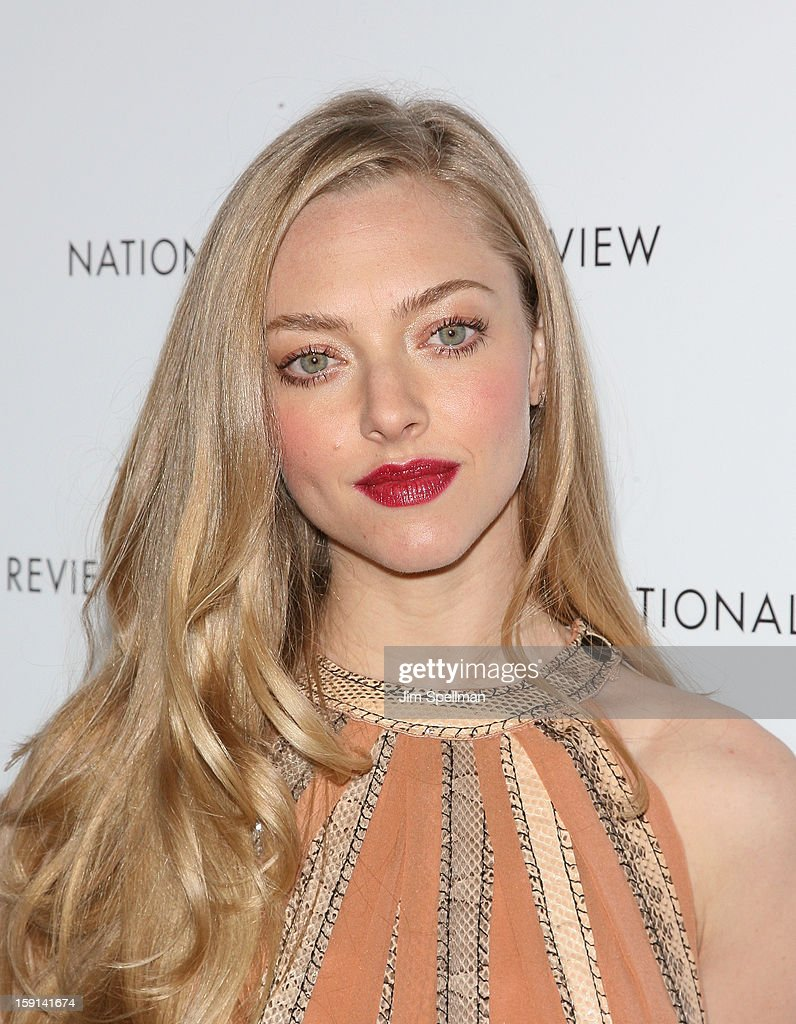 Actress Amanda Seyfried attends the 2013 National Board Of Review Awards Gala at Cipriani Wall Street on January 8, 2013 in New York City.