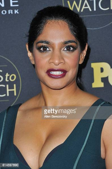 Amara Karan Stock Photos And Pictures Getty Images
