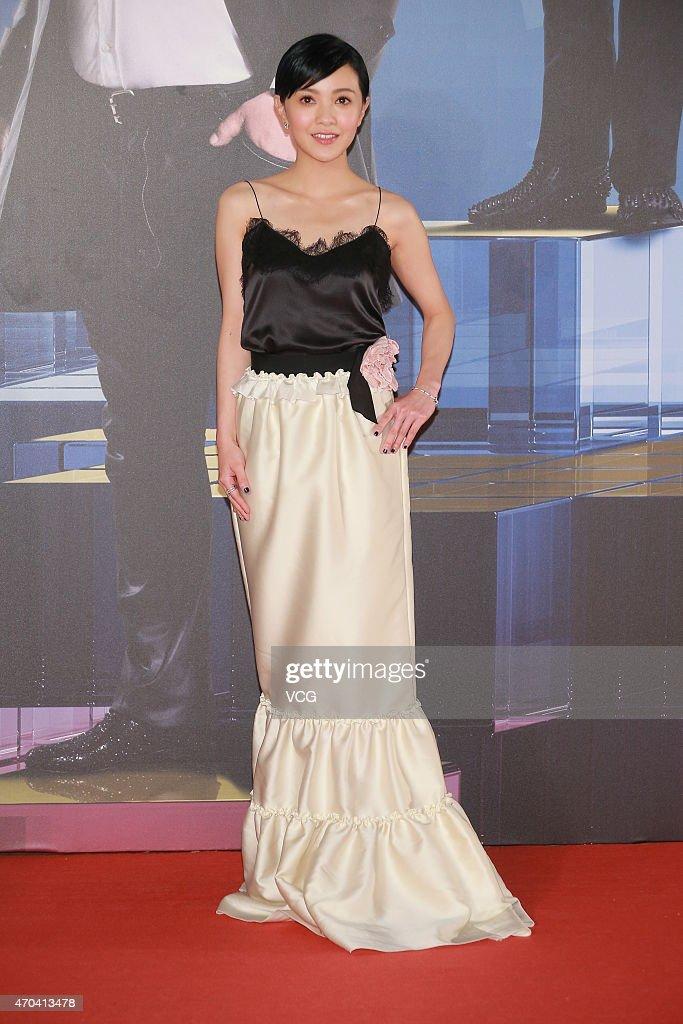The 34th Hong Kong Film Awards - Red Carpet