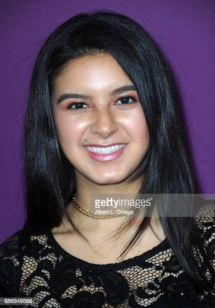 Actress Amber Romero arrives for The Jonathan Foundation Presents The 2017 Spring Fundraising Event To Benefit Children With Learning Disabilities...