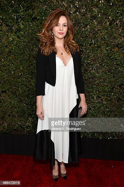 Actress Amber Tamblyn attends the 2014 Writers Guild Awards LA Ceremony at JW Marriott at LA Live on February 1 2014 in Los Angeles California