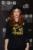 Actress Amber Tamblyn attends the 8th Annual WIRED Store opening night party in New York City on November 29 2012