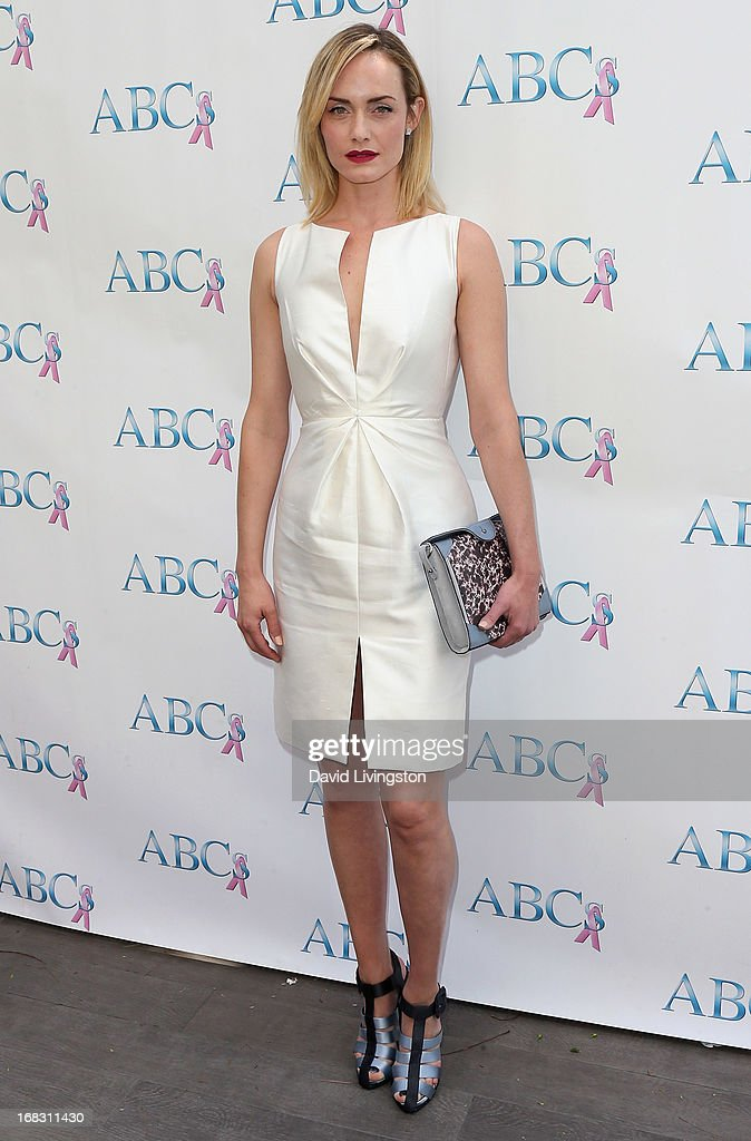 Actress Amber Valletta attends The Associates For Breast and Prostate Cancer Studies' Annual Mother's Day Luncheon at the Four Seasons Hotel Los Angeles at Beverly Hills on May 8, 2013 in Beverly Hills, California.