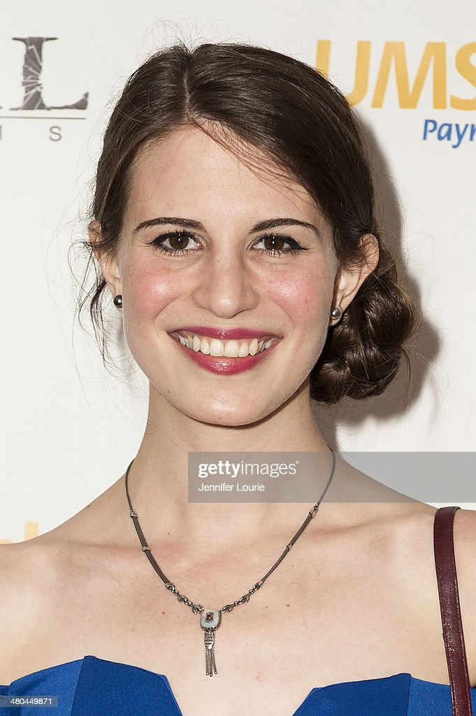 Actress Amelia Rose Blaire attends the Youth For Human Rights International Celebrity Benefit Event hosted at the Beso on March 24, 2014 in Hollywood, California.