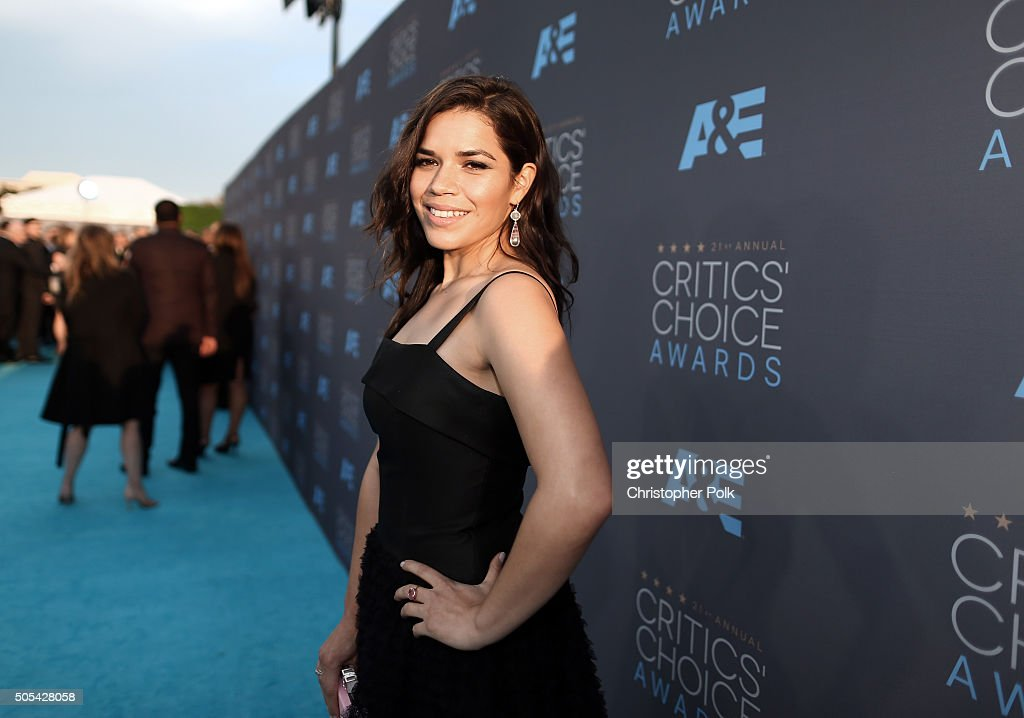 The 21st Annual Critics' Choice Awards - Red Carpet
