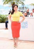Actress America Ferrera attends the 'How To Train Your Dragon 2' photocall during the 67th Annual Cannes Film Festival on May 16 2014 in Cannes France