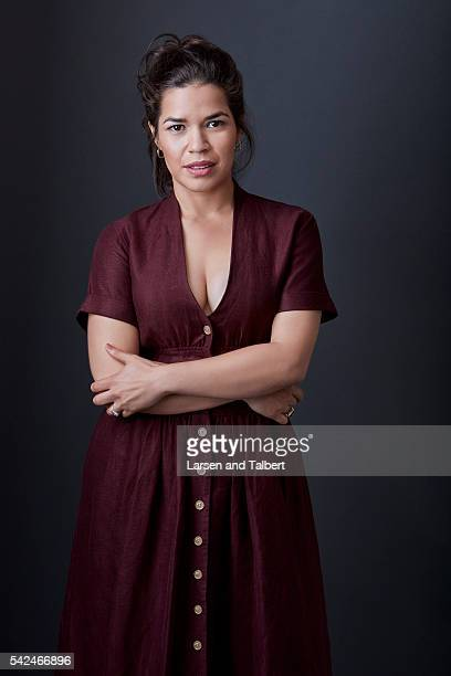Actress America Ferrera is photographed for Entertainment Weekly Magazine at the ATX Television Fesitval on June 10 2016 in Austin Texas