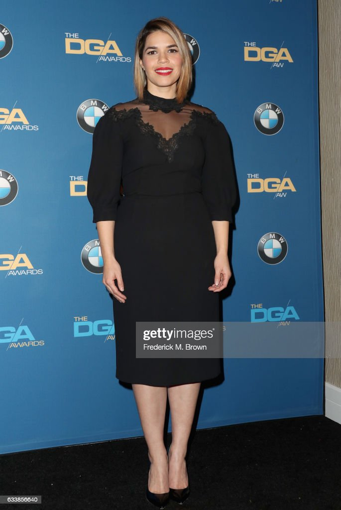 actress-america-ferrera-poses-in-the-press-room-during-the-69th-of-picture-id633856640