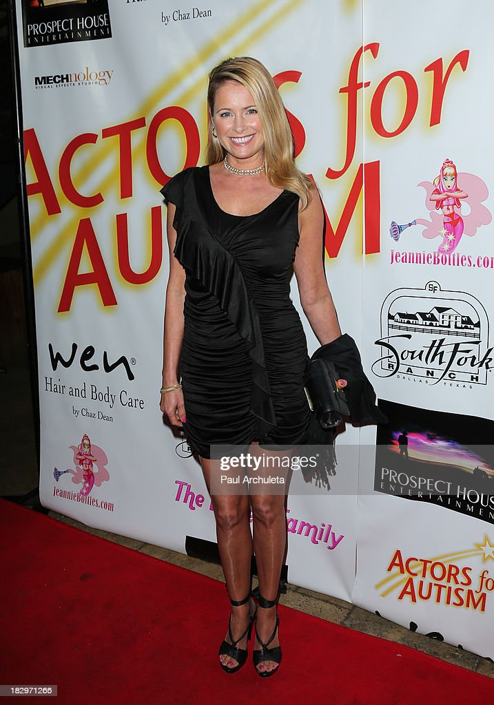 Actress <a gi-track='captionPersonalityLinkClicked' href=/galleries/search?phrase=Ami+Dolenz&family=editorial&specificpeople=700283 ng-click='$event.stopPropagation()'>Ami Dolenz</a> attends the Actors For Autism presenting Reach For The Stars honoring Joe Mantegna at Rockwell on October 2, 2013 in Los Angeles, California.