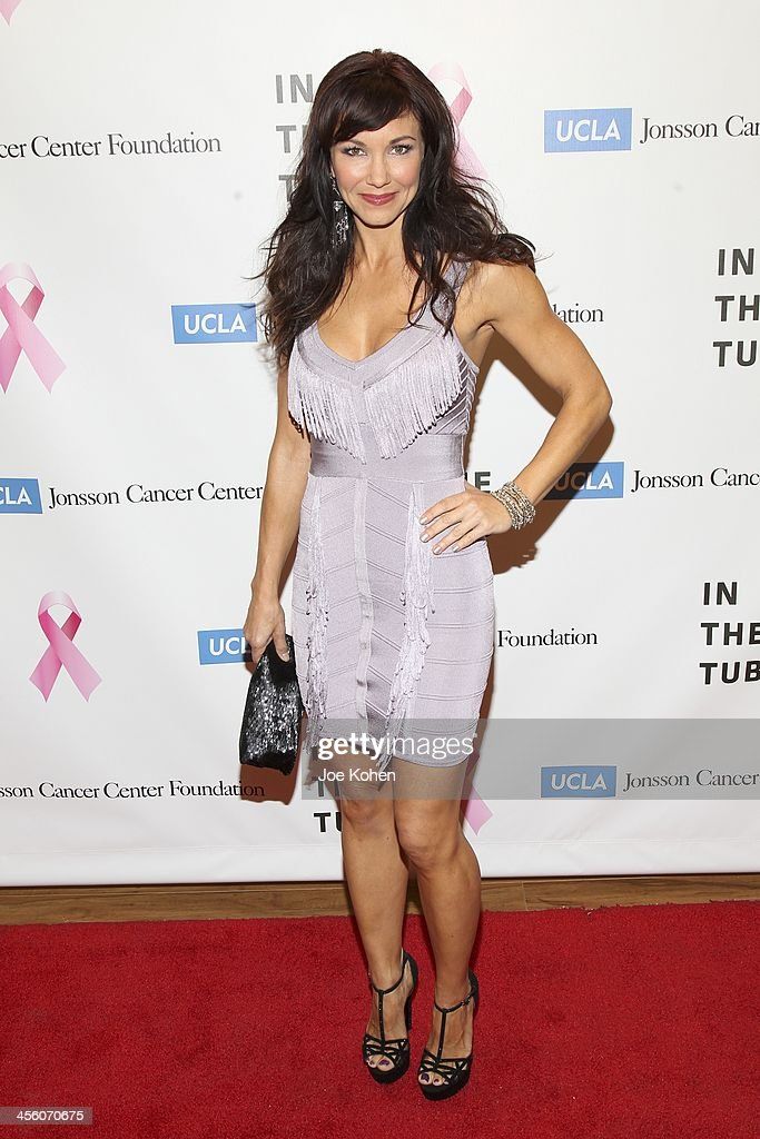Actress Amie Barsky attends TJ Scott's 'In The Tub' book launch party at Light in Art on December 12, 2013 in Los Angeles, California.