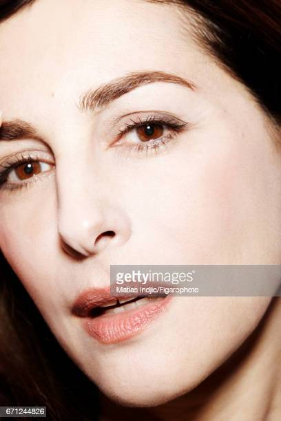Actress Amira Casar is photographed for Madame Figaro on March 14 2017 in Paris France PUBLISHED IMAGE CREDIT MUST READ Vincent...