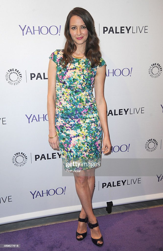 """The Paley Center For Media Hosts An Evening With """"Person Of Interest"""""""