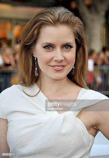 Actress Amy Adams Arrives At The Special Screening Of Columbia Julie Picture Julia Stinshoff