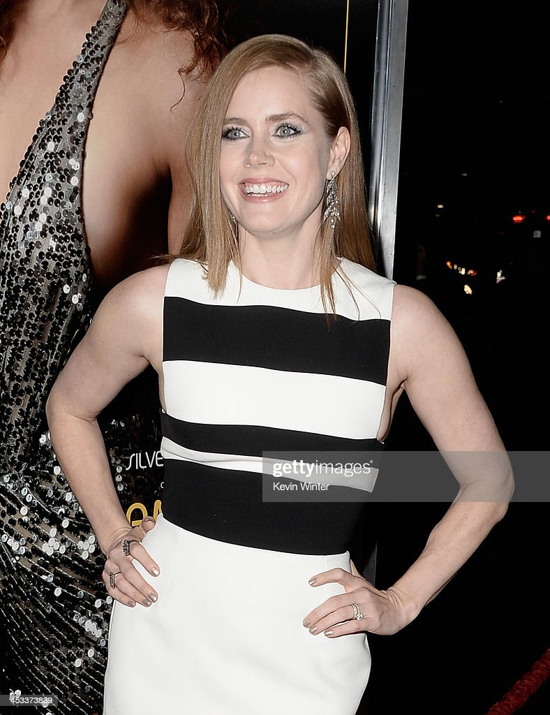 Actress Amy Adams attends Columbia Pictures And Annapurna Pictures' 'American Hustle' Special Screening at Directors Guild Of America on December 3, 2013 in Los Angeles, California.