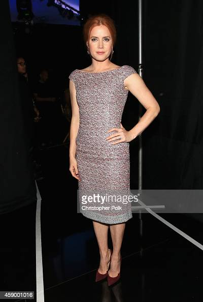 Actress Amy Adams attends the 18th Annual Hollywood Film Awards at The Palladium on November 14 2014 in Hollywood California