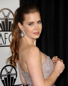 Actress Amy Adams attends the 38th annual Los Angeles Film Critics Association Awards at InterContinental Hotel on January 12 2013 in Century City...