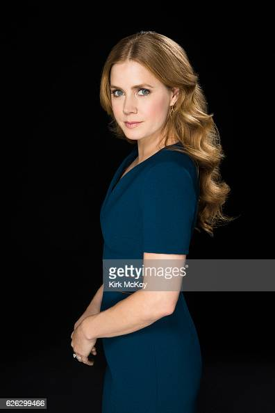Actress Amy Adams is photographed for Los Angeles Times on November 13 2016 in Los Angeles California PUBLISHED IMAGE CREDIT MUST READ Kirk McKoy/Los...