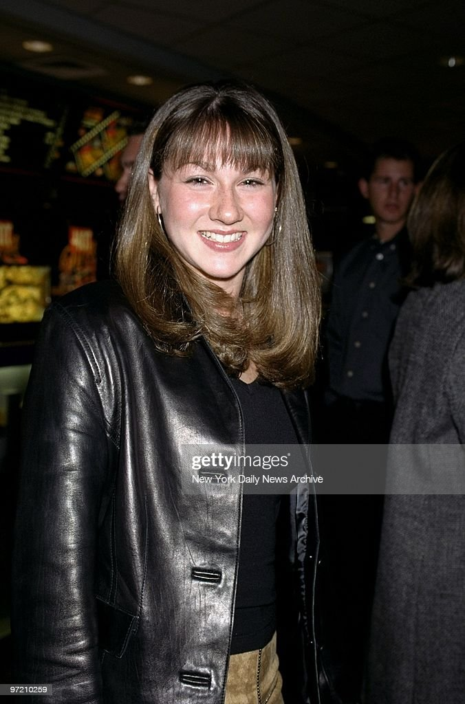Actress Amy Braverman arrives for the premiere of the movie 'Just Looking' at the UA Union Square Theater