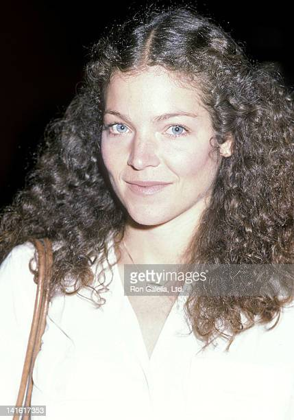 Actress Amy Irving attends the 56th Annual Academy Awards Nominees Luncheon on March 20 1984 at the Beverly Hilton Hotel in Beverly Hills California