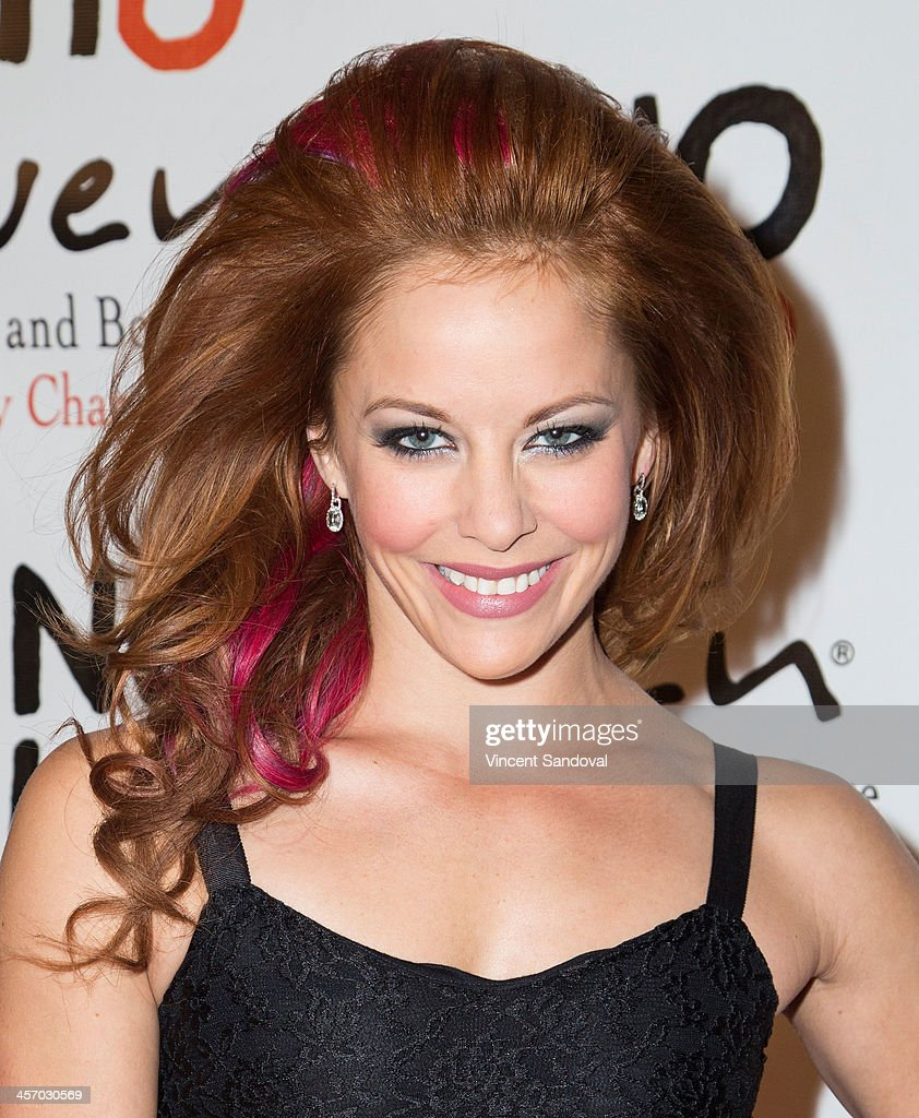 Actress <a gi-track='captionPersonalityLinkClicked' href=/galleries/search?phrase=Amy+Paffrath&family=editorial&specificpeople=2270596 ng-click='$event.stopPropagation()'>Amy Paffrath</a> attends the NOH8 Campaign's 5th Annual Anniversary Celebration at Avalon on December 15, 2013 in Hollywood, California.