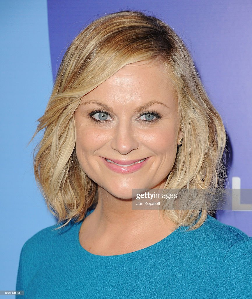 Actress Amy Poehler arrives at Variety's 5th Annual Power Of Women Event at the Beverly Wilshire Four Seasons Hotel on October 4, 2013 in Beverly Hills, California.