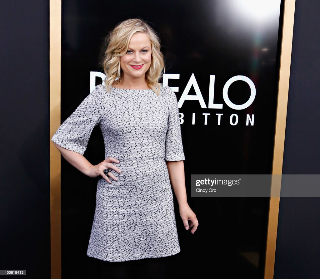 Actress <a gi-track='captionPersonalityLinkClicked' href=/galleries/search?phrase=Amy+Poehler&family=editorial&specificpeople=228430 ng-click='$event.stopPropagation()'>Amy Poehler</a> attends the Anchorman 2: The Legend Continues Premiere, Sponsored by Buffalo David Bitton on December 15, 2013 in New York City.
