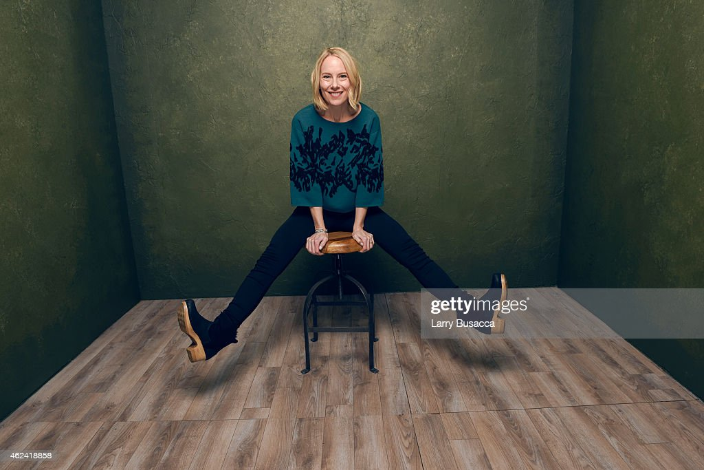 Actress Amy Ryan of 'Don Verdean' poses for a portrait at the Village at the Lift Presented by McDonald's McCafe during the 2015 Sundance Film Festival on January 27, 2015 in Park City, Utah.