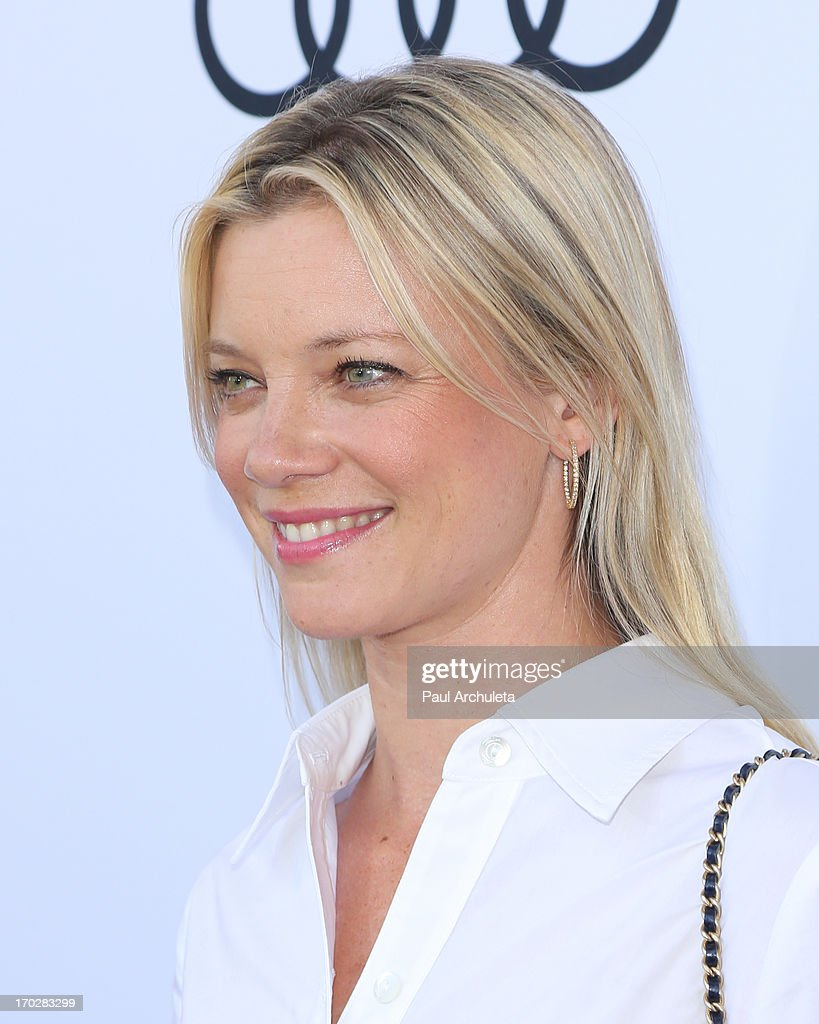 Actress <a gi-track='captionPersonalityLinkClicked' href=/galleries/search?phrase=Amy+Smart&family=editorial&specificpeople=239532 ng-click='$event.stopPropagation()'>Amy Smart</a> attends the 1st annual Children Mending Hearts Style Sunday on June 9, 2013 in Beverly Hills, California.