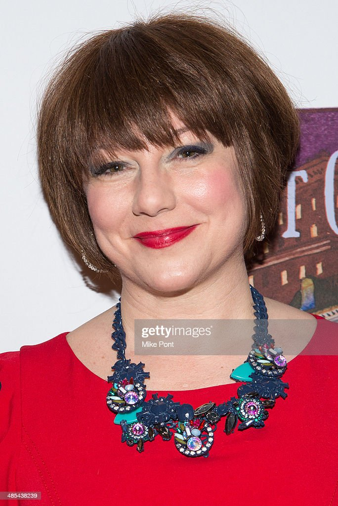 Actress Amy Warren attends the opening night party for 'Act One' at The Plaza Hotel on April 17, 2014 in New York City.
