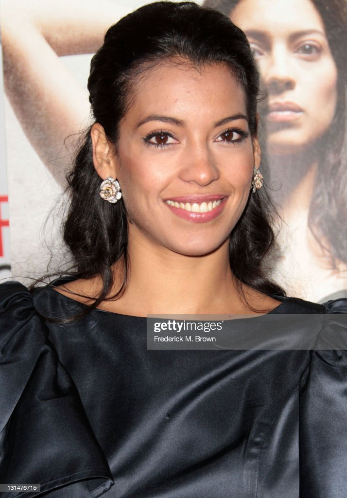 Actress <a gi-track='captionPersonalityLinkClicked' href=/galleries/search?phrase=Ana+Claudia+Talancon&family=editorial&specificpeople=235430 ng-click='$event.stopPropagation()'>Ana Claudia Talancon</a> arrives at the 'Miss Bala' Centerpiece Gala during AFI FEST 2011 presented by Audi at the Egyptian Theatre on November 4, 2011 in Hollywood, California.