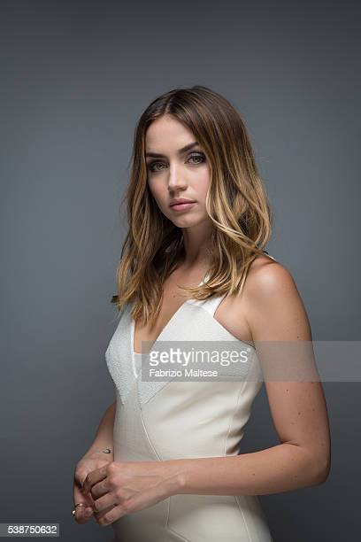 Actress Ana de Armas is photographed for The Hollywood Reporter on May 14 2016 in Cannes France ON INTERNATIONAL EMBARGO UNTIL AUGUST 25 2016