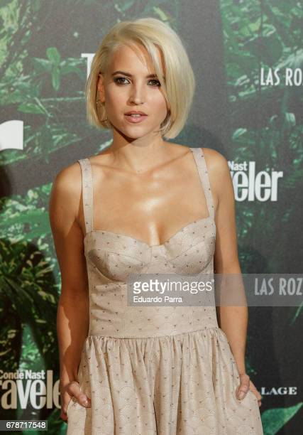 Actress Ana Fernandez attends the 'Conde Nast Traveler awards' photocall at Ritz hotel on May 4 2017 in Madrid Spain