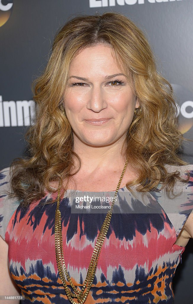 Actress Ana Gasteyer attends the Entertainment Weekly & ABC-TV Up Front VIP Party at Dream Downtown on May 15, 2012 in New York City.