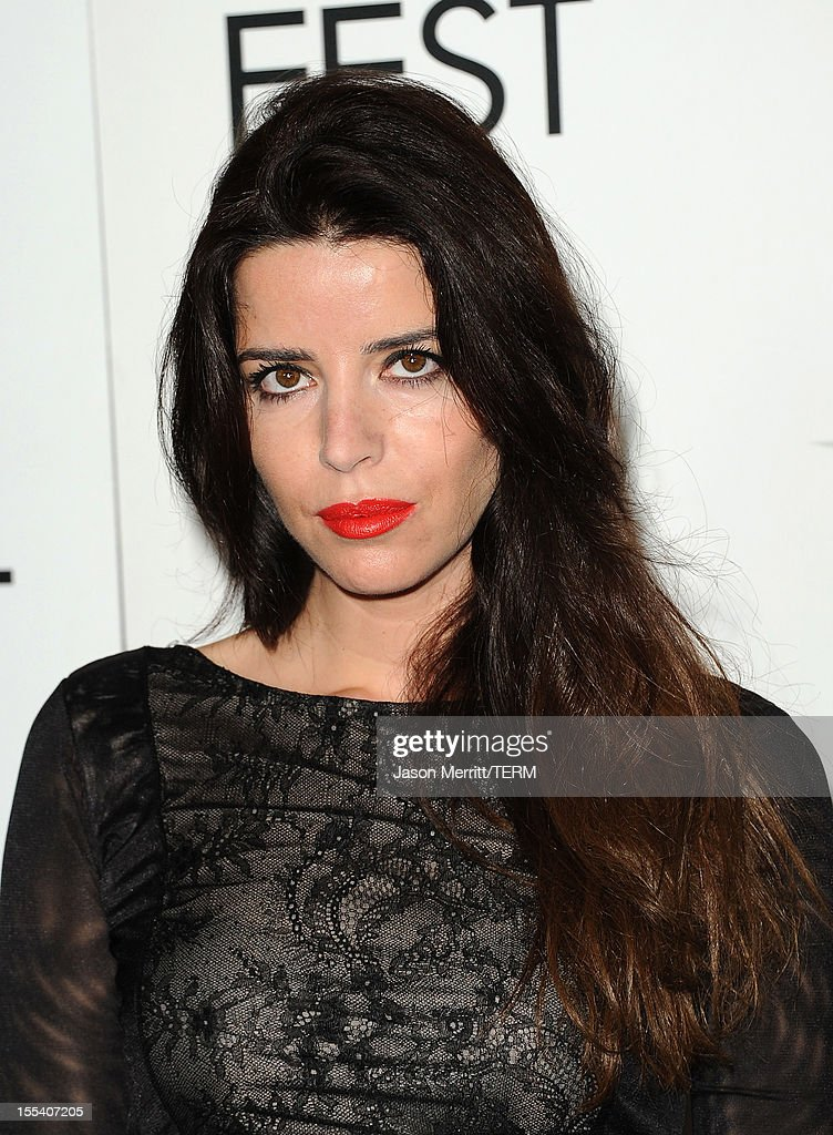 Actress Anabela Moreira arrives at the 'Holy Motors' special screening during the 2012 AFI Fest at Grauman's Chinese Theatre on November 3, 2012 in Hollywood, California.